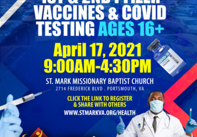 COVID 19 Vaccine and Testing